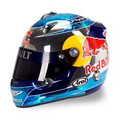 Arai GP-6 S.Vettel 2012 by Jens Munser Designs