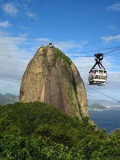 City Tour One Day in Rio de Janeiro - Sugarloaf