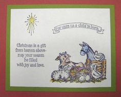 Gift From Heaven, A - Index by galleryindex - Cards and Paper Crafts at Splitcoaststampers