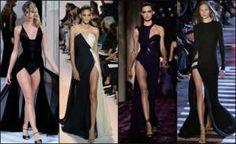 La tendencia de la moda parisina va en la búsqueda de una mujer sexi, que muestre mucha piel por supuesto con el glamour que le imprime el talento  de la haute couture, más en rpintopress.wordpress.com