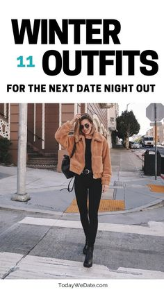 fashion outfits nights street styles super ideas going date out 60 60 Super Ideas Fashion Outfits Going Out Date Nights Street Styles 60 Super Ideas Fashion Outfits GYou can find Going out outfits night winter and more on our website Go Out Outfit Night, Casual Date Night Outfit, Winter Date Outfits, Cute Date Outfits, Winter Date Night Outfits, Casual Date Nights, Casual Night Out, Evening Outfits, Casual Winter Outfits