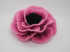 Shades of Pink Double Ombre Peony Millinery by ClytemnestrasCloset
