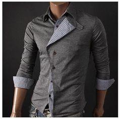 Camisa Slim Dsalin