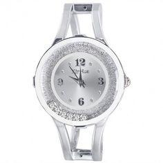 New Fashion Women Casual Watch Wristwatch Alloy Elegant Quartz Watch