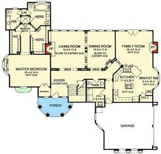 house plans with his and her bathrooms and closets - yahoo search