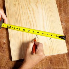 If you do any amount of carpentry or woodworking in your professional life, you're practically guaranteed to use at least one of these tips and tools.