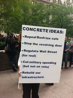 Sounds like a great plan  #occupy