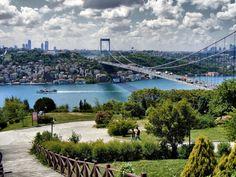 Bosphorus, İstanbul