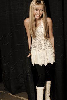 Hannah Montana style