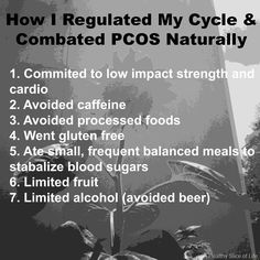 Treatments and Remedies for PCOS and Irregular Cycles regulating cycles and beating pcos naturally. Good luck around holidays and birthday tho, my goshregulating cycles and beating pcos naturally. Good luck around holidays and birthday tho, my gosh Hypothyroidism Diet, Pcos Diet, Pcos Food, Thyroid Diet, Irregular Menstrual Cycle, Ovarian Cyst Treatment, Healthy Slice, Healthy Food, Pcos Infertility