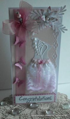 beautiful card from laurenscraft on scs--love it!