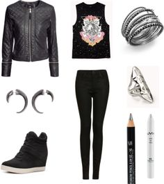 """Outfit inspired by B2ST's Hyungseung in """"Shadow"""" MV"""