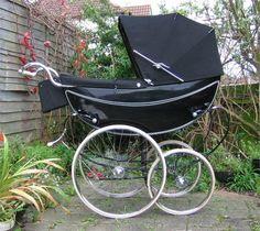 Classycanopies - Gallery photos of Coachbuilt Vintage Stroller, Vintage Pram, Pram Stroller, Baby Strollers, Prams And Pushchairs, Dolls Prams, Baby Buggy, Baby Prams, Baby Carriage