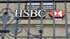 Swiss police raid HSBC's Geneva office - Source - BBC News - © 2014 BBC #HSBC, #Geneva