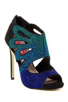 Nolaa Dress Sandal Bootie by Betsey Johnson on @HauteLook