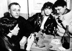 Michèle Bernstein, Asger Jorn, Colette Caillard