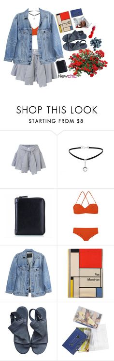 """Blueberry // Newchic"" by lsaroskyl ❤ liked on Polyvore featuring Chloé, Y/Project, Kelly Wearstler and L'Oréal Paris"