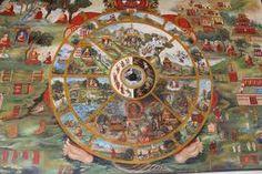 Buddhist Wheel of Life. Karma, Buddhist Philosophy, Life Philosophy, Dalai Lama, Buddhist Wheel Of Life, Buddhist Art, Vajrayana Buddhism, Symbolic Representation, Tibetan Art