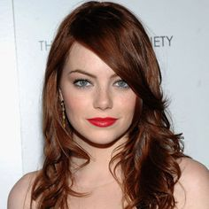 Maybe I will dye my hair this color....
