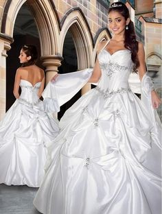 Quinceanera dresses, decorations, tiaras, favors, and supplies for your quinceanera! Many quinceanera dresses to choose from! White Quinceanera Dresses, Cheap Prom Dresses, Bridal Dresses, Wedding Gowns, Formal Dresses, Dress Prom, Party Dress, Deb Dresses, Cheap Dress