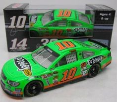2013 Danica Patrick GoDaddy 1/64 Nascar Diecast Car. BUY IT FROM  bjsportstore.com Today