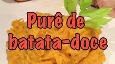 Receita - Purê de batata-doce - Emagrecer Certo