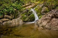 Small Waterfall by Marcel Wenk on 500px