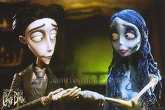 Tim Burton's Corpse Bride 11x17 Movie Poster (2005)