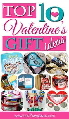 PLENTY of gift ideas to choose from... and budget-friendly, too!