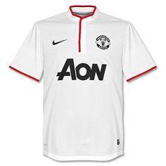 Camiseta del Manchester Utd 2012-2013 Visitante