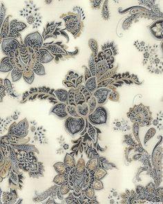 La Scala 7 - Juliet's Garden - Ivory/Silver