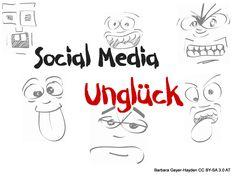 Social Media Unglück