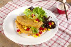 Receta de Pechugas de pavo al curry