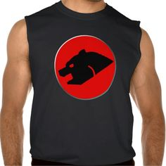 Thunderbear Gay Bear Sleeveless T-shirt Tank Tops