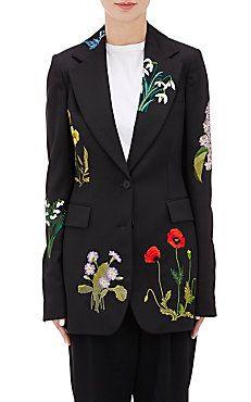 Charlene Tuxedo Jacket