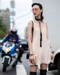 Street Style: New York Fashion Week Spring 2017