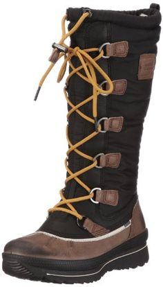 ECCO Women's Hill Lace-Up Boot