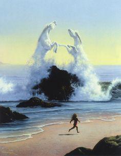Jim Warren - wave horses