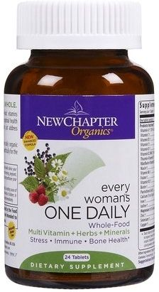 New Chapter Every Woman's One Daily Multi Tabs
