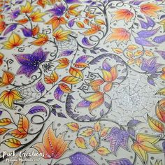 397 Best Secret Garden Coloring Book Images Coloring Books