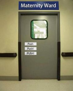 push, don't know if this makes me laugh or cry.