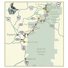 The High Road to Taos Byway - New Mexico Tourism