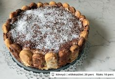 Raffaello torta másképp