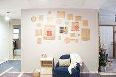 North Country Nest shares their take on how to hang a gallery wall in five steps.