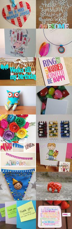 Celebrate! by Melanie Fisher on Etsy--Pinned with TreasuryPin.com