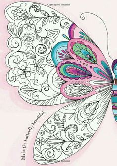 Girls' World: Zentangle and Colouring: Tangle Doodle, Tangle Art, Doodles Zentangles, Zen Doodle, Zentangle Patterns, Doodle Art, Doodle Coloring, Coloring Books, Coloring Pages