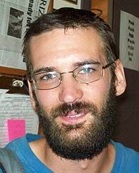 """Eric Toth One Of FBI's 10 Most Wanted. For Child Pornography. Current Age:30 Height: 6'2"""" Weight: 155 lbs. Hair (Color, Description, Facial Hair): Brown Eyes: Green Glasses Last Seen: Washington , DC Minnesota Last Known Locations: Washington , DC"""