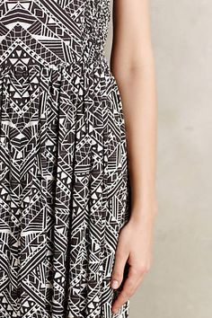 Sketchbook Midi Dress - anthropologie.com
