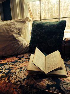 abookblog: reading in the window on Flickr.