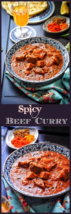 Create beautiful aromas in your kitchen with this delicious and spicy beef curry.